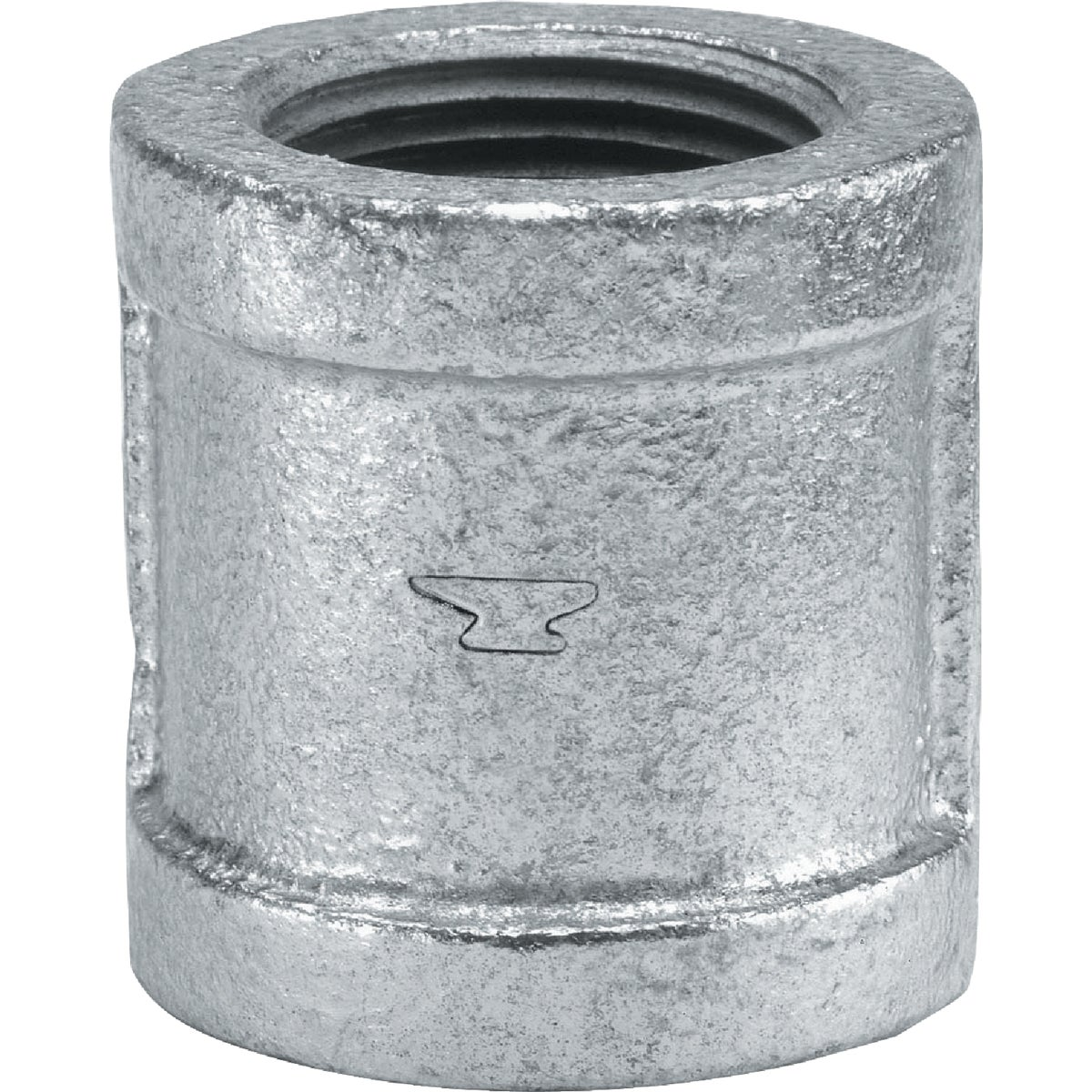 "1"" GALV COUPLING - 8700133658 by Anvil International"