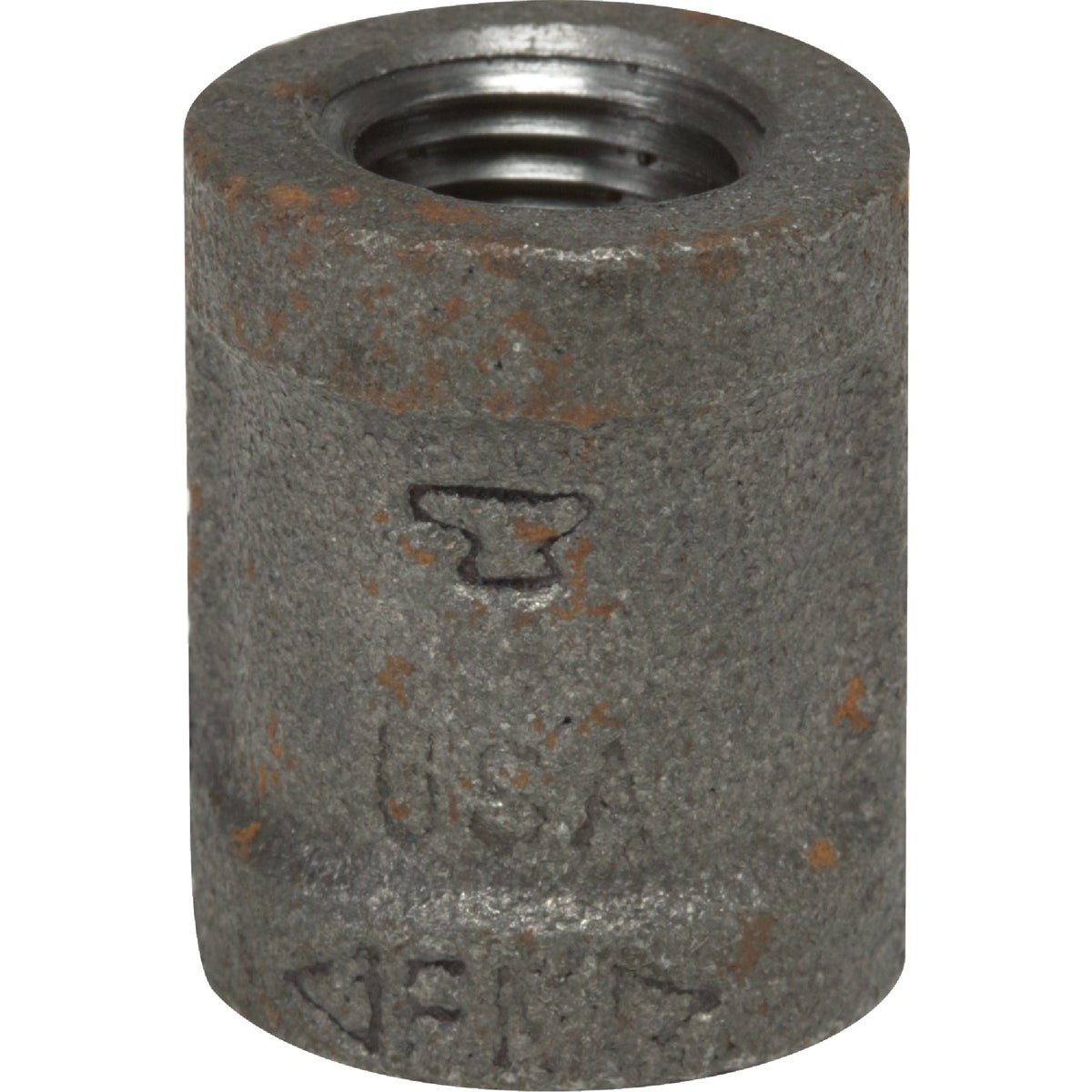"1-1/4"" BLK COUPLING - 8700133252 by Anvil International"