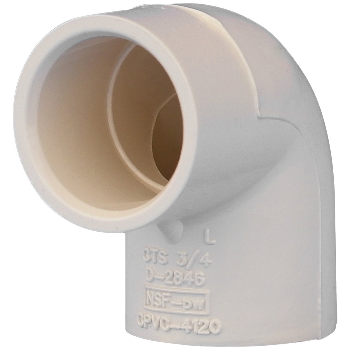 "3/4"" CPVC 90D ELBOW - 50707 by Genova Inc"