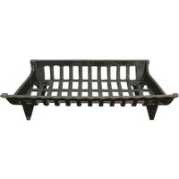Home Impressions Zero Clearance Cast-Iron Fireplace Grate, FG-1002