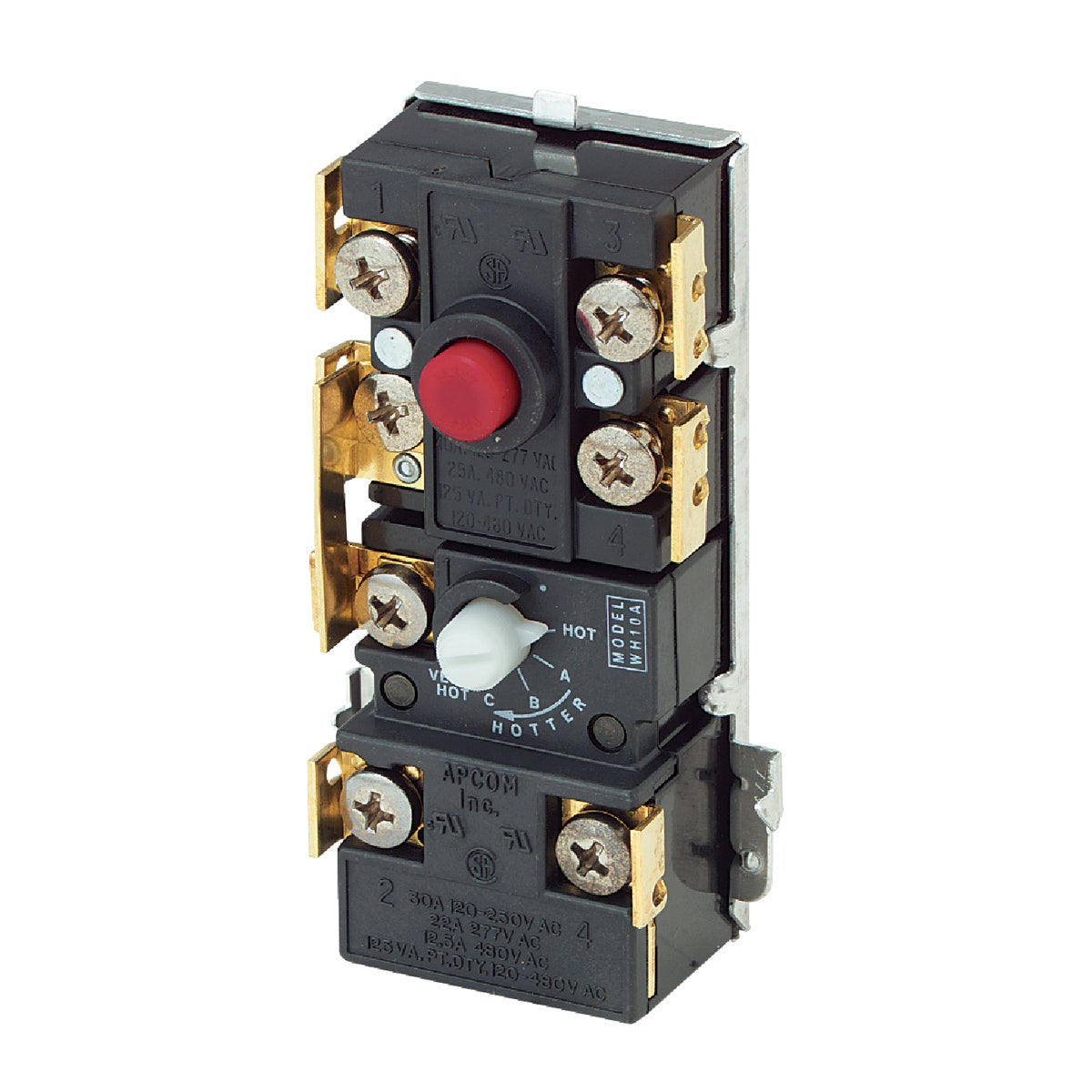 Reliance/State Ind. WH10-A THERMOSTAT 9001954