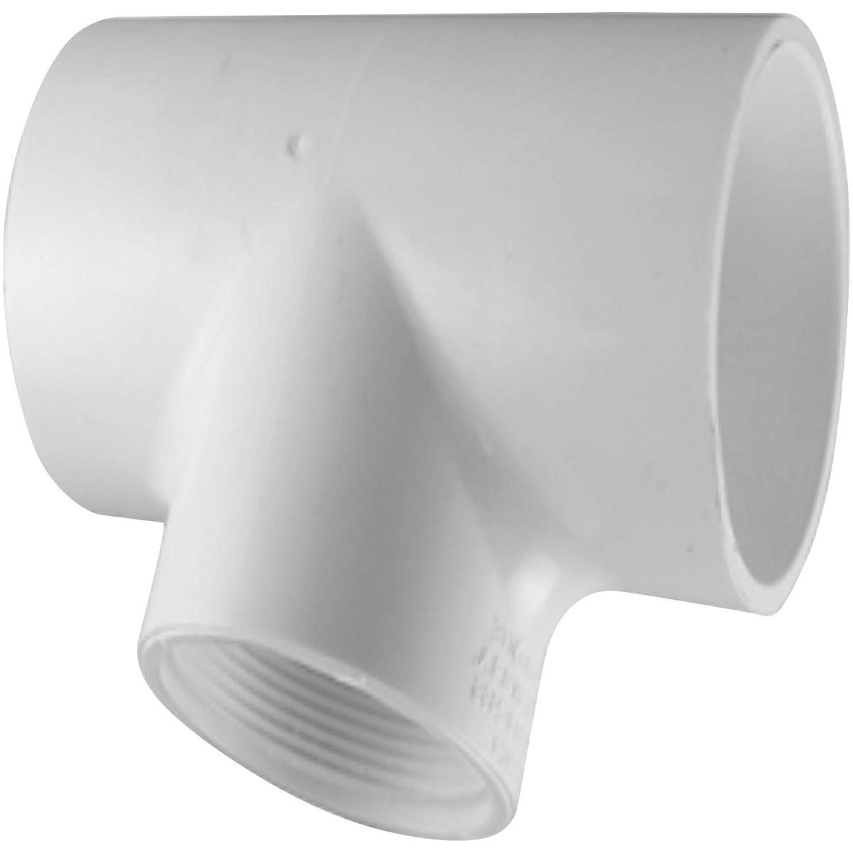 "2"" SCH40 PVC SXFIP TEE - 31452 by Genova Inc"