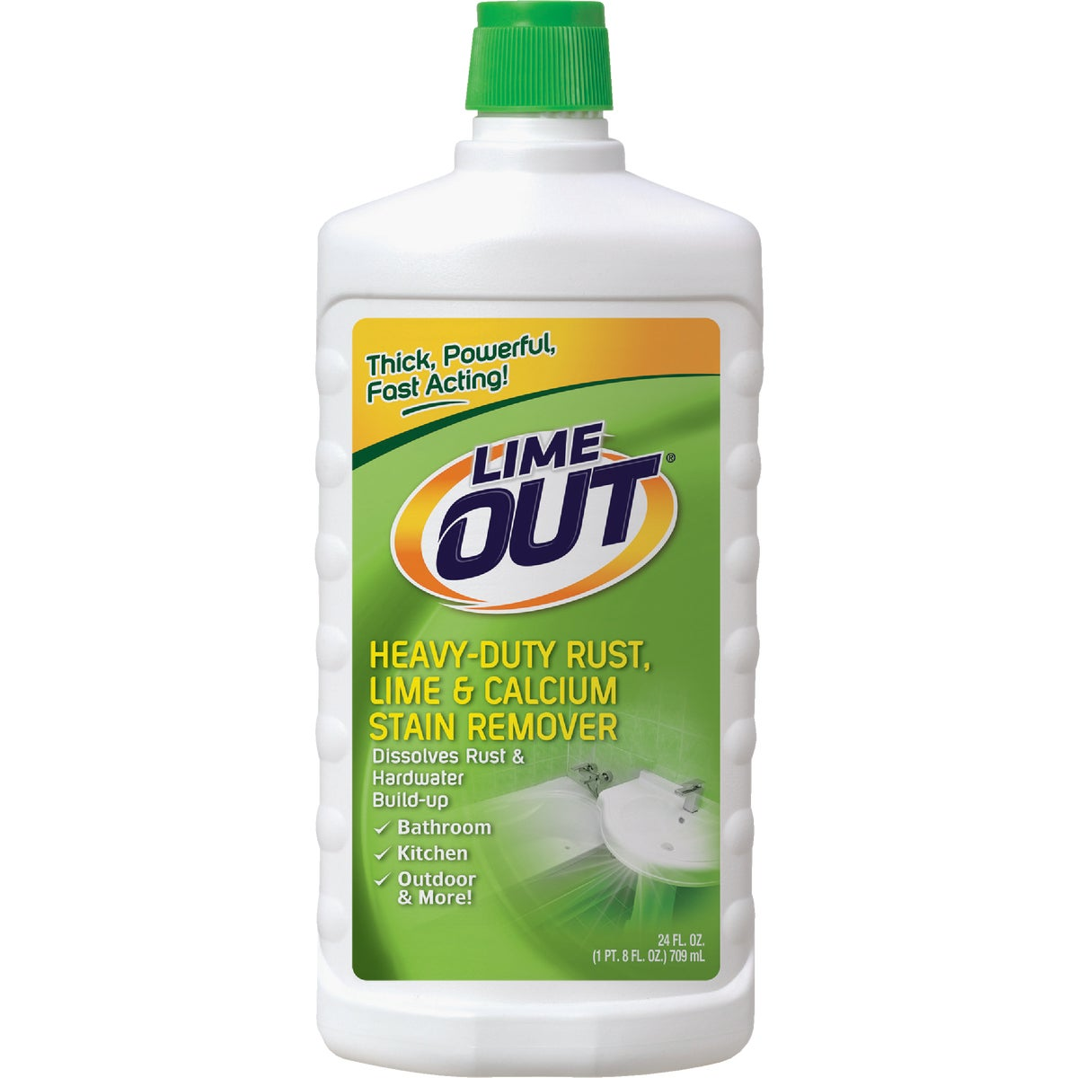 24OZ LIME OUT - AO06N by Summit Brands