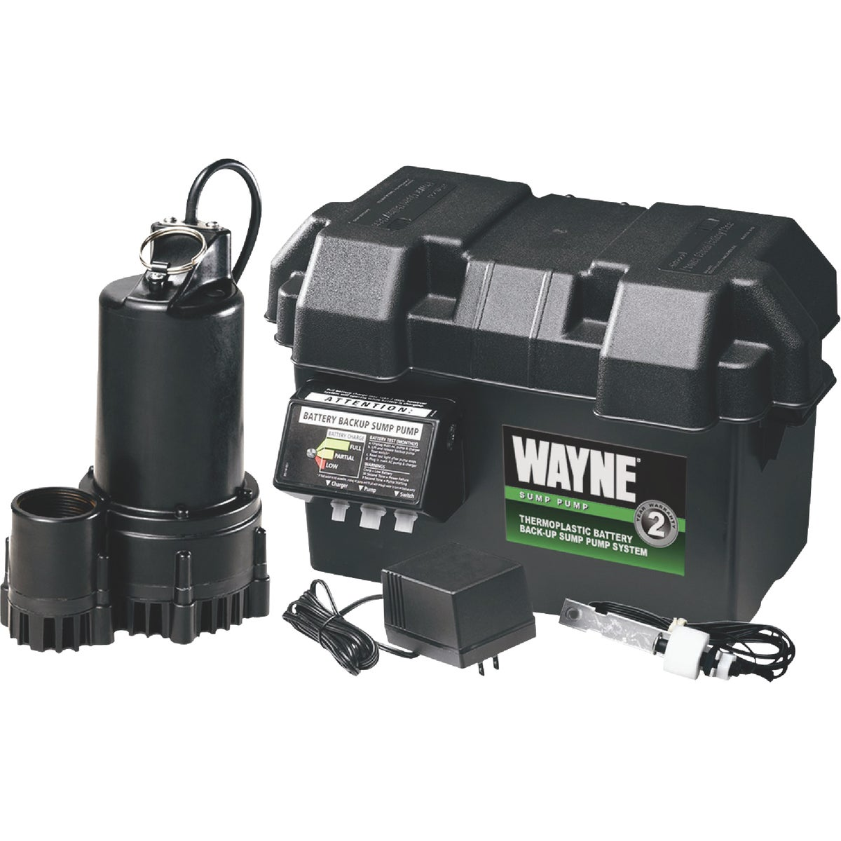 EMERG BACK-UP SUMP PUMP - ESP25 by Wayne Water Systems