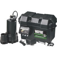 Wayne Home Equipment EMERG BACK-UP SUMP PUMP ESP25