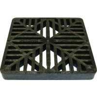 National Diversified 9X9 BLACK BASIN GRATE 980