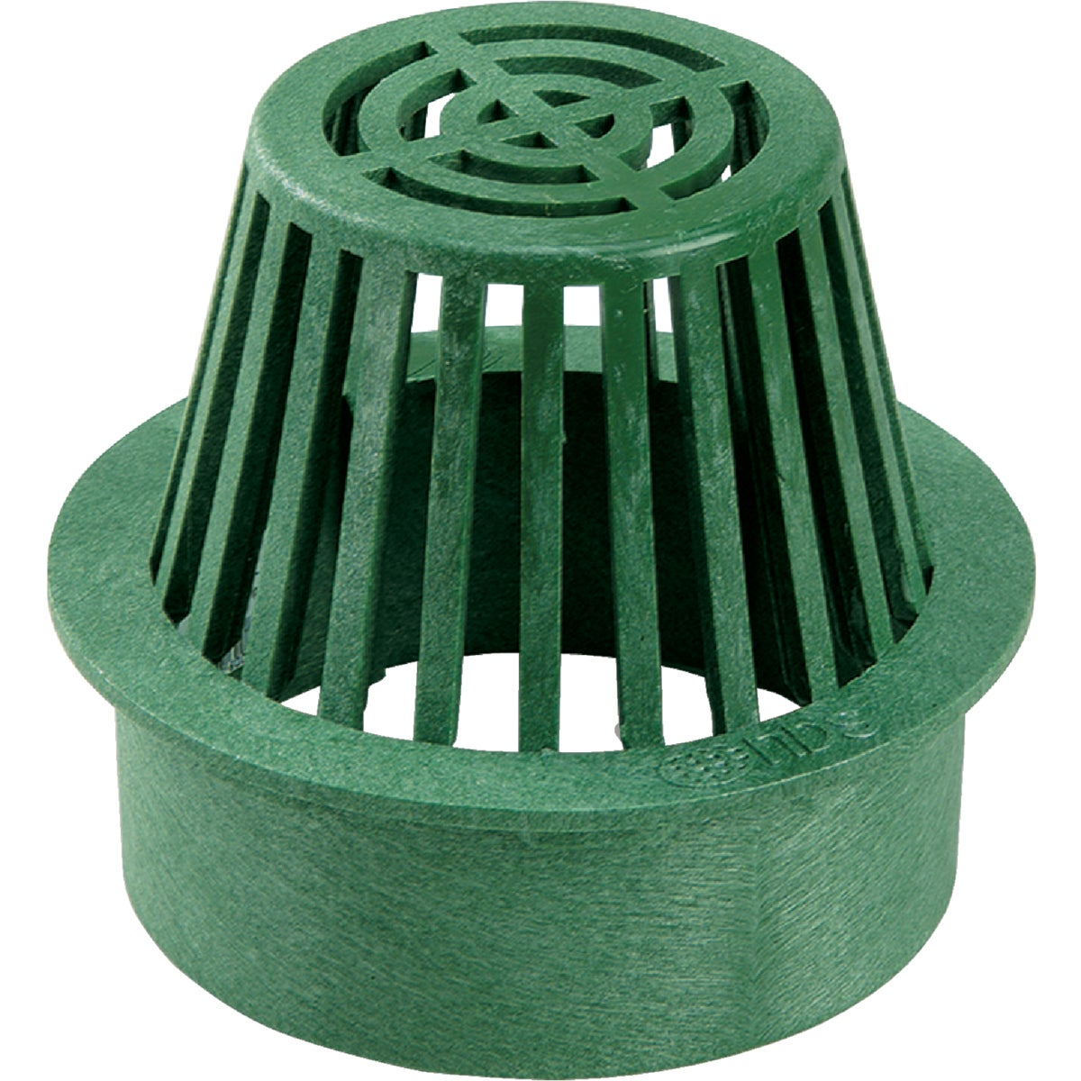 "6"" GREEN ATRIUM GRATE - 80 by National Diversified"