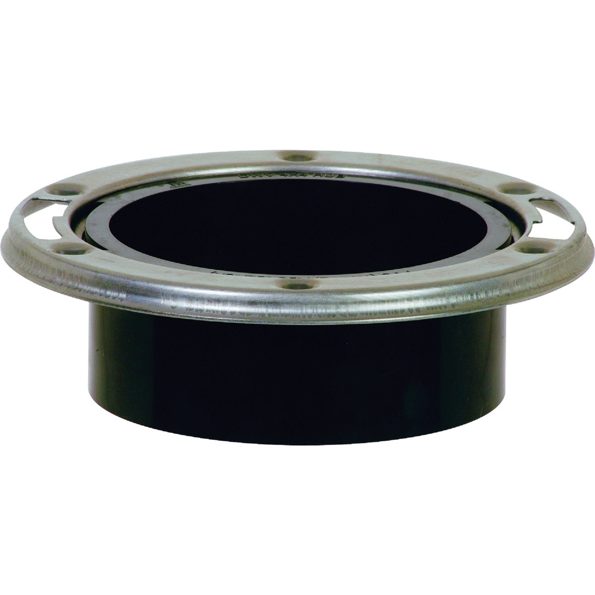 4X3 SS ABS CLOSET FLANGE - 887-AM by Sioux Chief Mfg