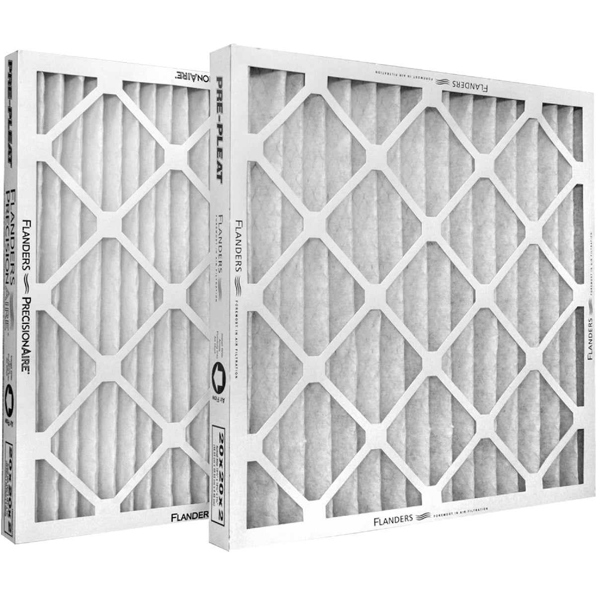 16X25X2 FURNACE FILTER - 80055.021625 by Flanders Corp