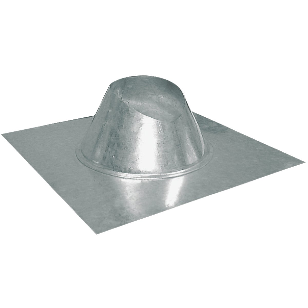 "4"" GALV ROOF FLASHING"