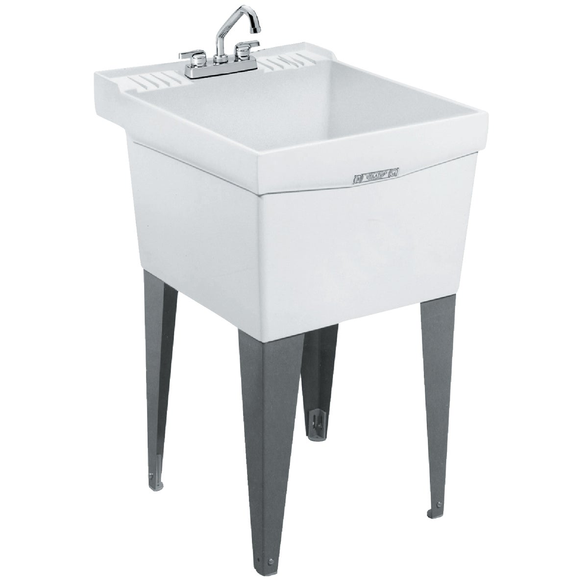 Mustee, E. L. SINGLE LAUNDRY TUB 19F