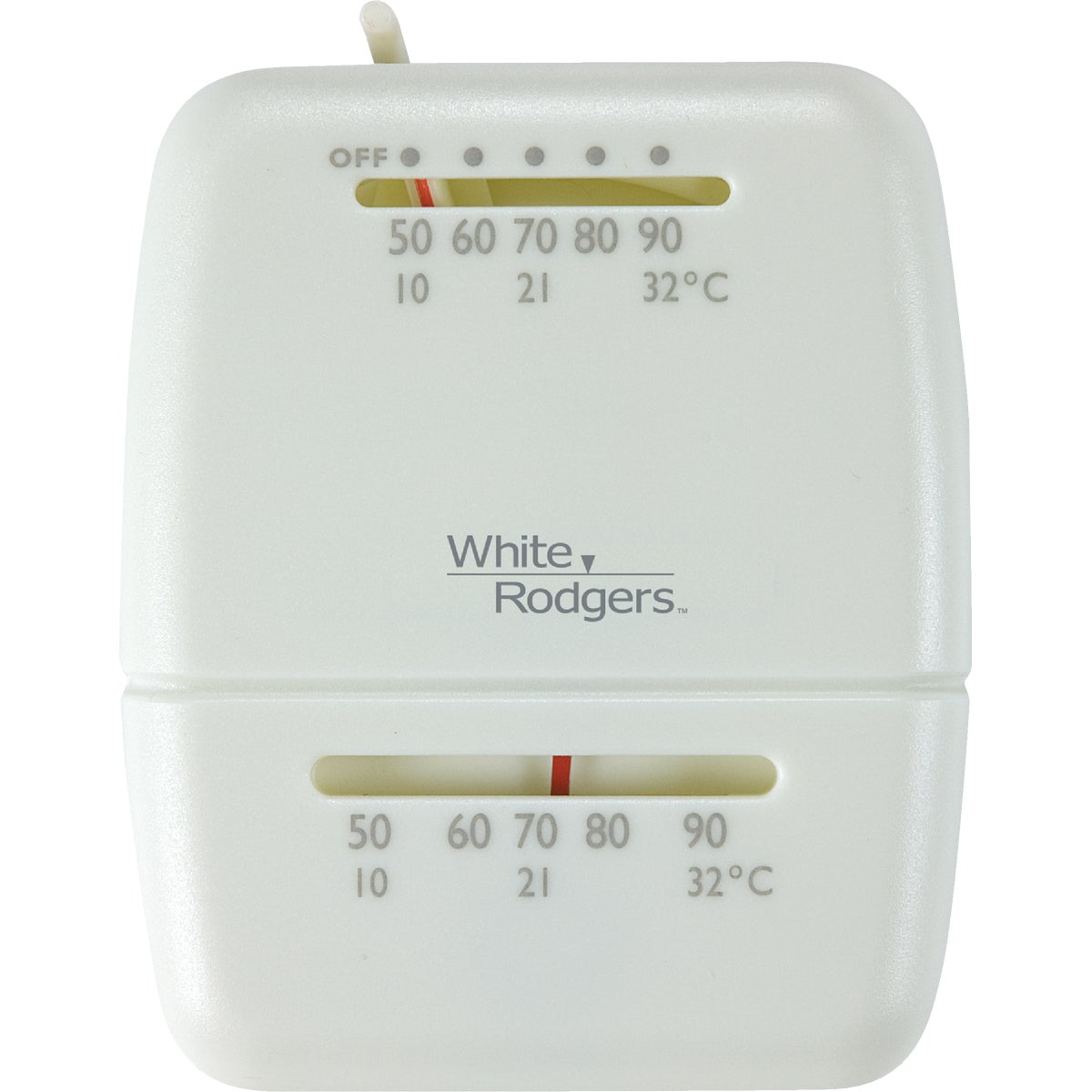 White-Rodgers/Emerson 24V HEAT ONLY THERMOSTAT 200