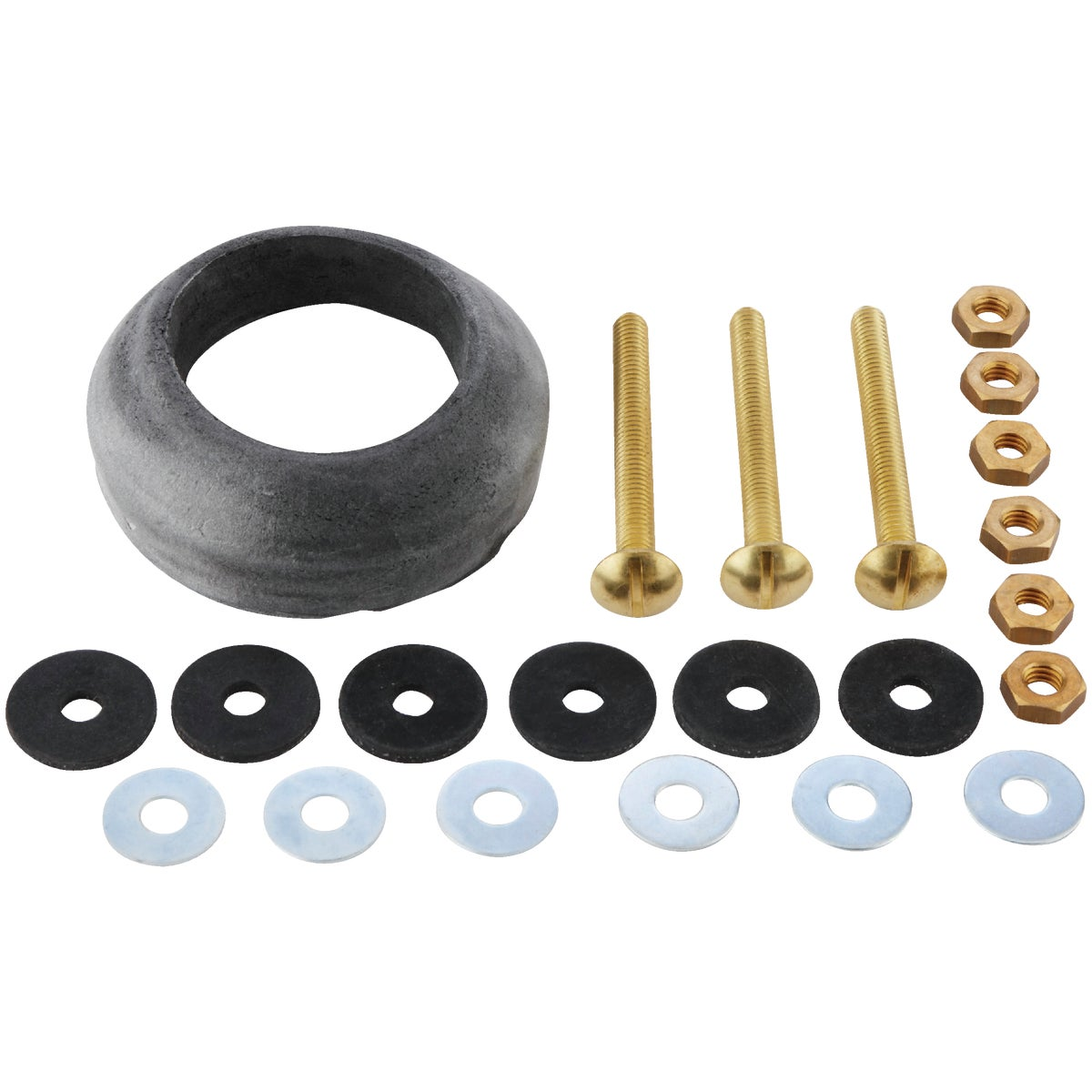 TANK BOLT KIT - 072055 by Do it Best