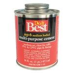 Do it Best Multipurpose Solvent Cement