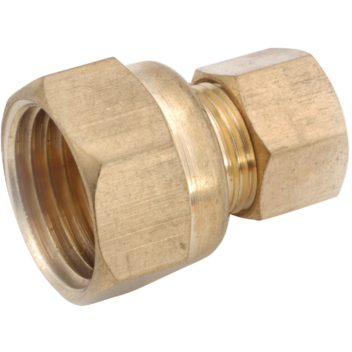 3/8X1/4 FEMALE COUPLING - 750066-0604 by Anderson Metals Corp