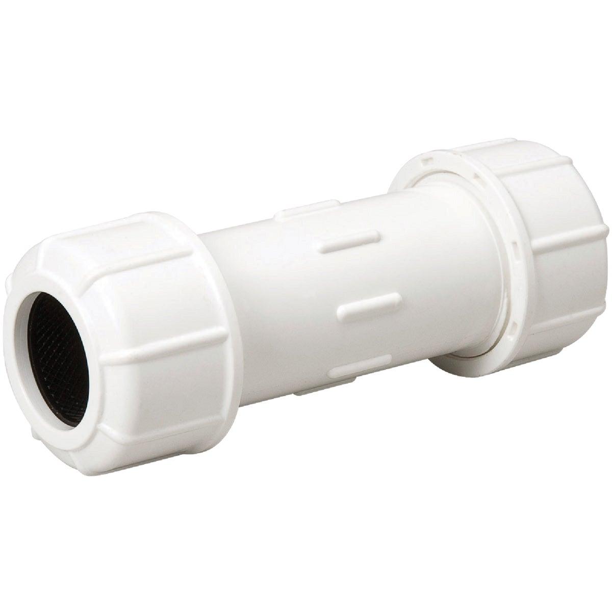 2X7-1/2 PVC COUPLING