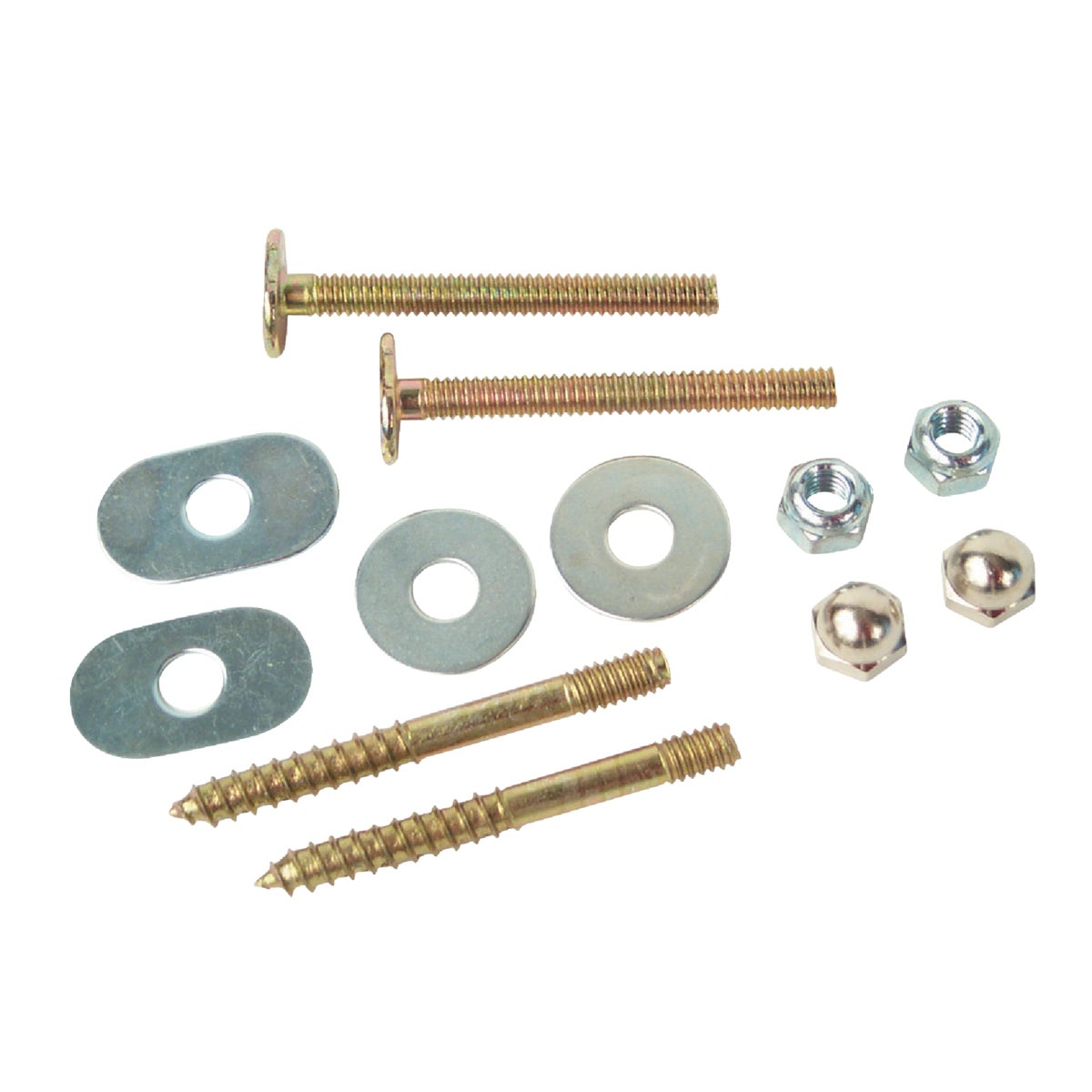 "1/4"" TLT BOLT/SCREW SET - 436844 by Do it Best"