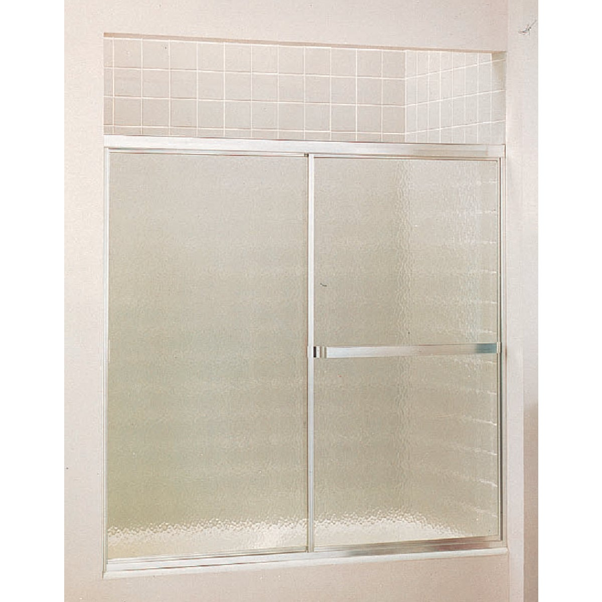 "54""-59"" STNDRD TUB DOOR - 690B-59S by Sterling Doors"