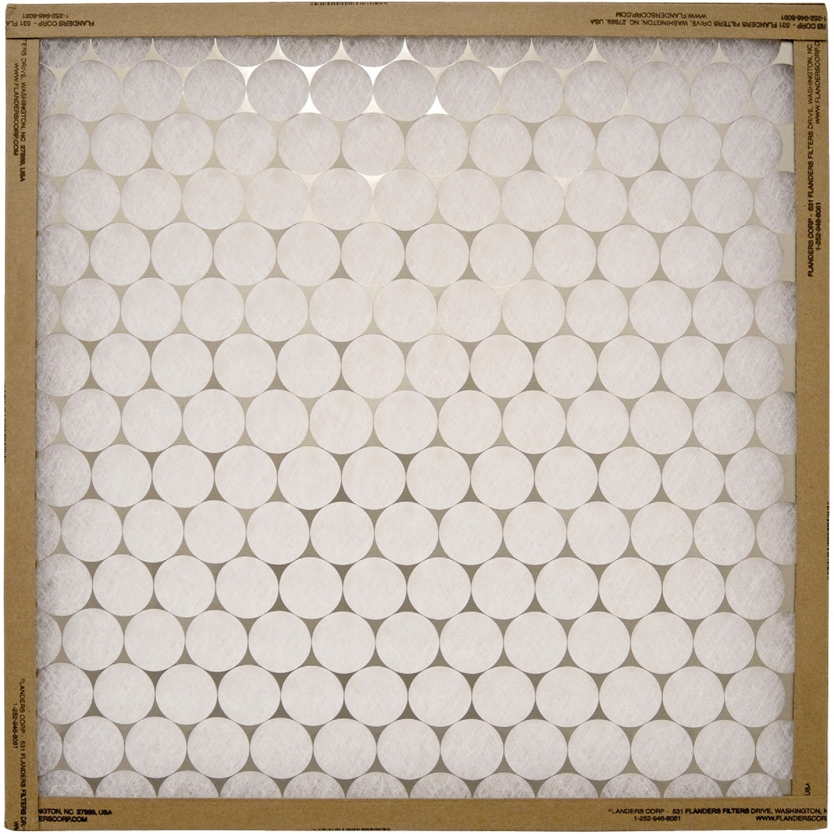 16X25 FURNACE FILTER - 10255.011625 by Flanders Corp