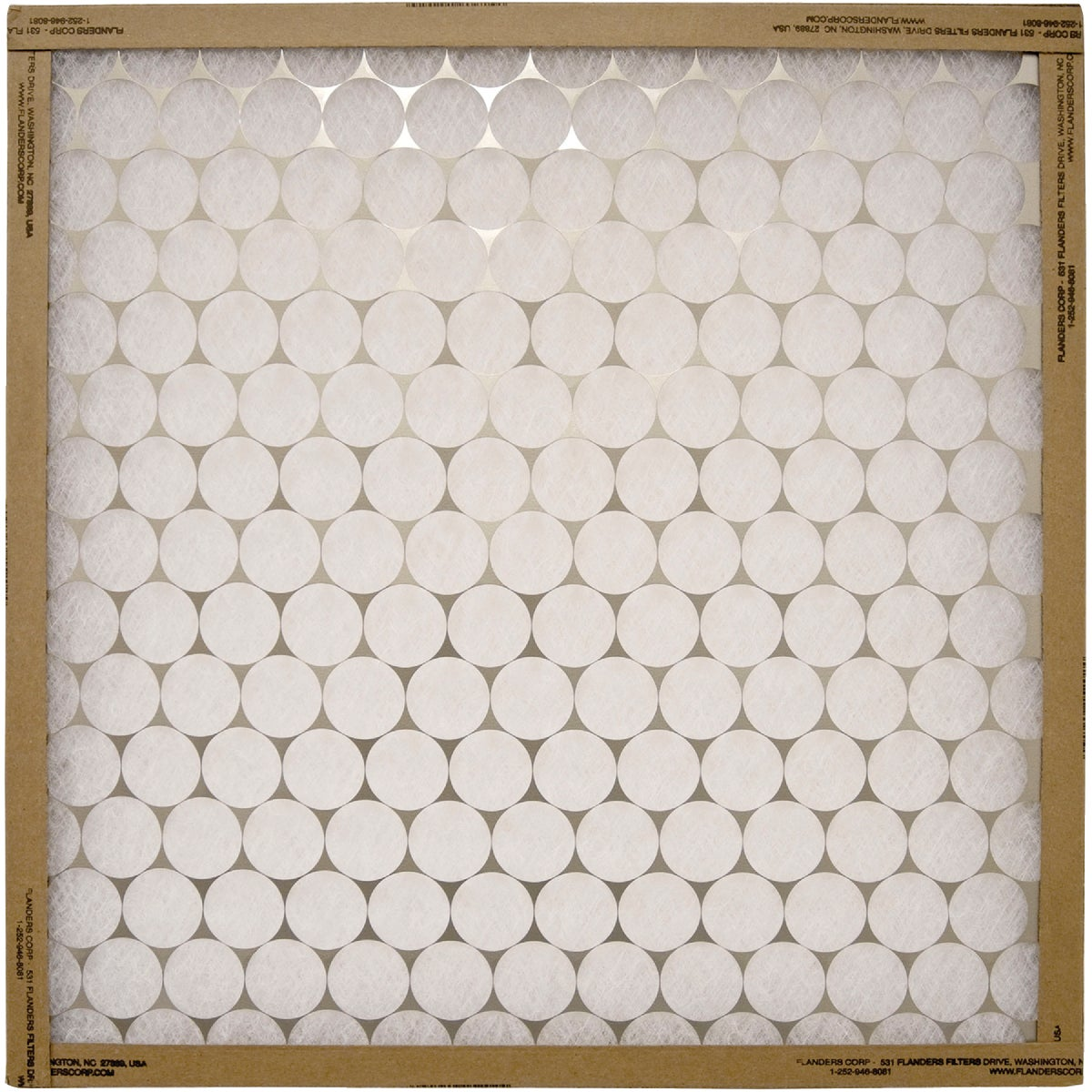 22X22 FURNACE FILTER - 10255.012222 by Flanders Corp