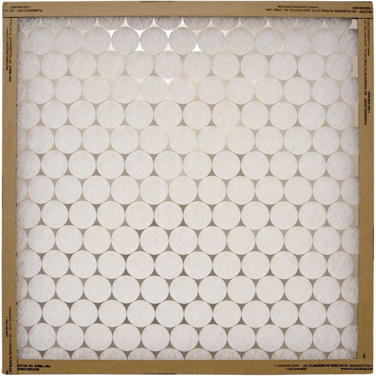 18X18 FURNACE FILTER - 10355.011818 by Flanders Corp