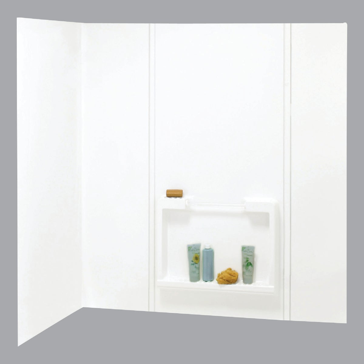 5PC  WHITE TUB WALL KIT - 101596-129 by Maax Bath