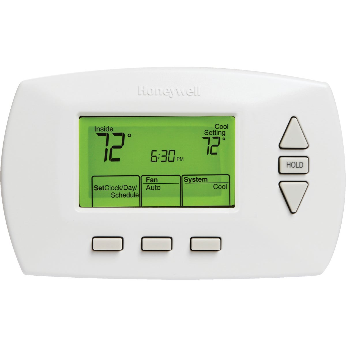 5-1-1 PROGRAM THERMOSTAT