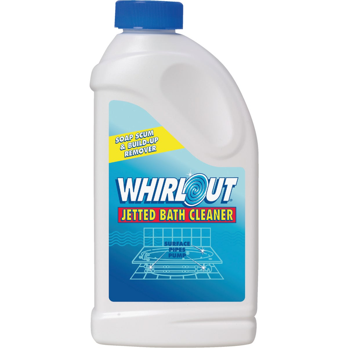22 OZ WHIRLPOOL CLEANER - W006N by Summit Brands
