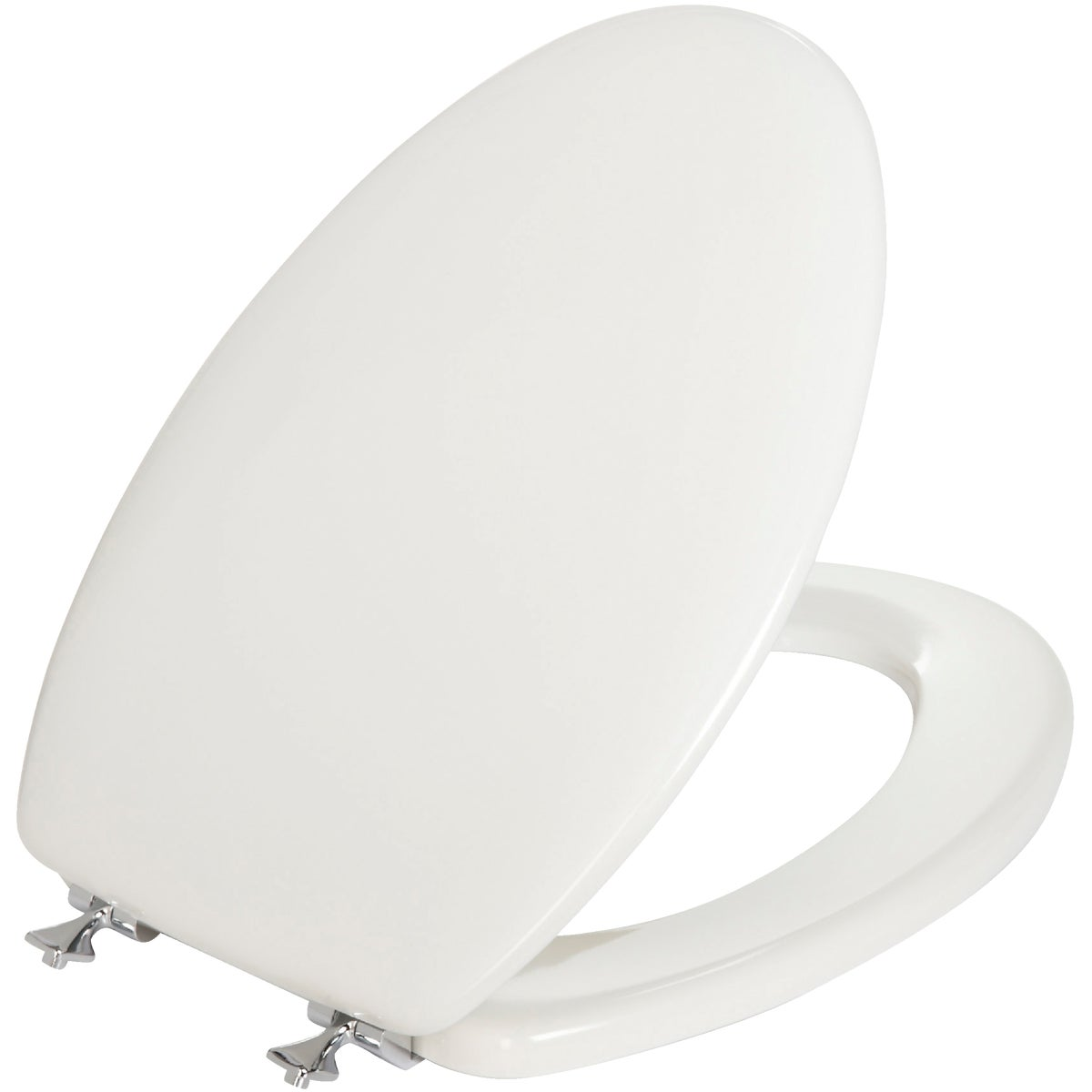 WHITE WOOD ELONG SEAT - 144CP-000 by Bemis Mfg