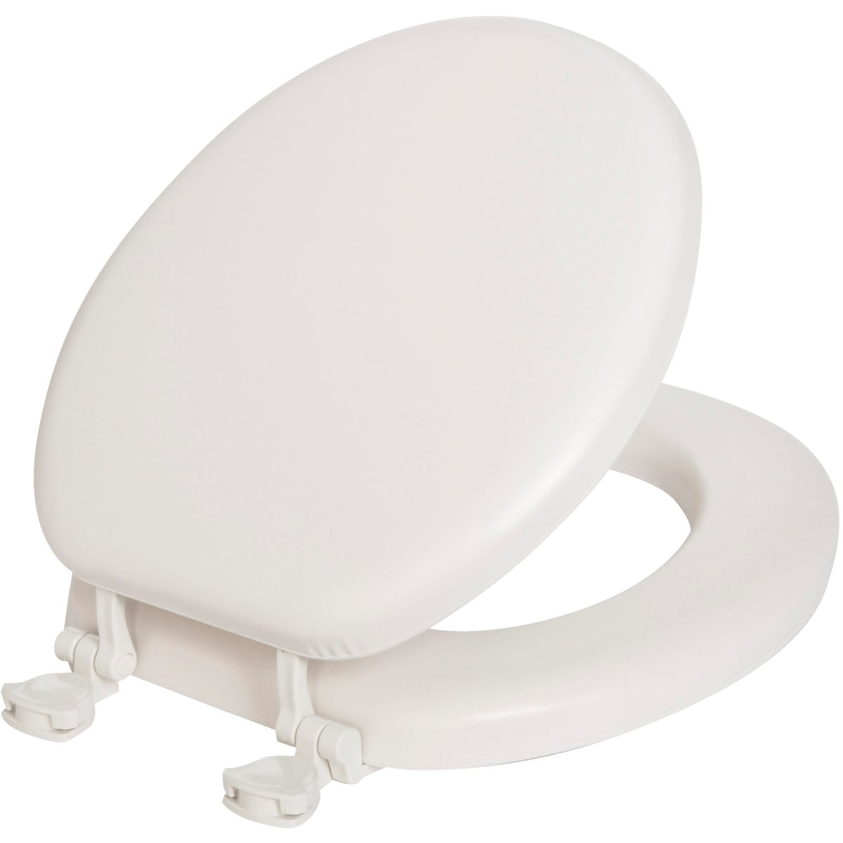 WHITE SOFT ROUND SEAT - 13EC-000 by Bemis Mfg