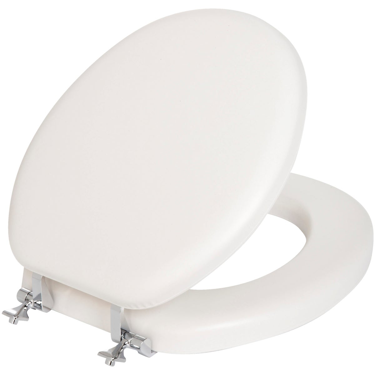 WHITE SOFT ROUND SEAT - 13CP-000 by Bemis Mfg