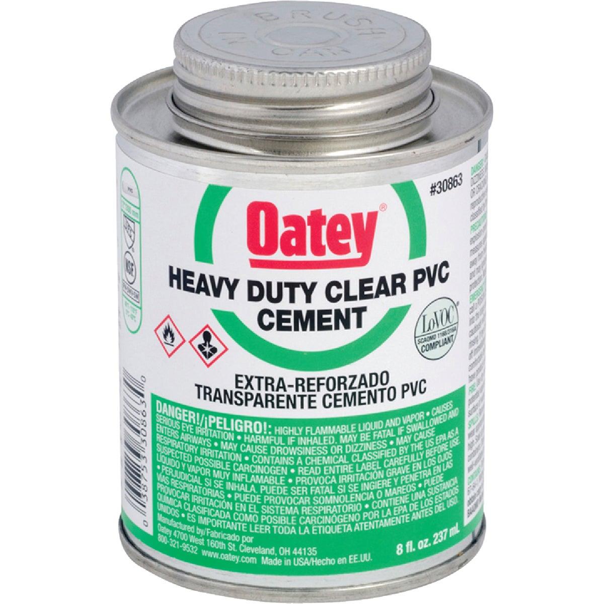 1/2PT H/DUTY PVC CEMENT
