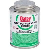 Oatey 1/2PT H/DUTY PVC CEMENT 30863