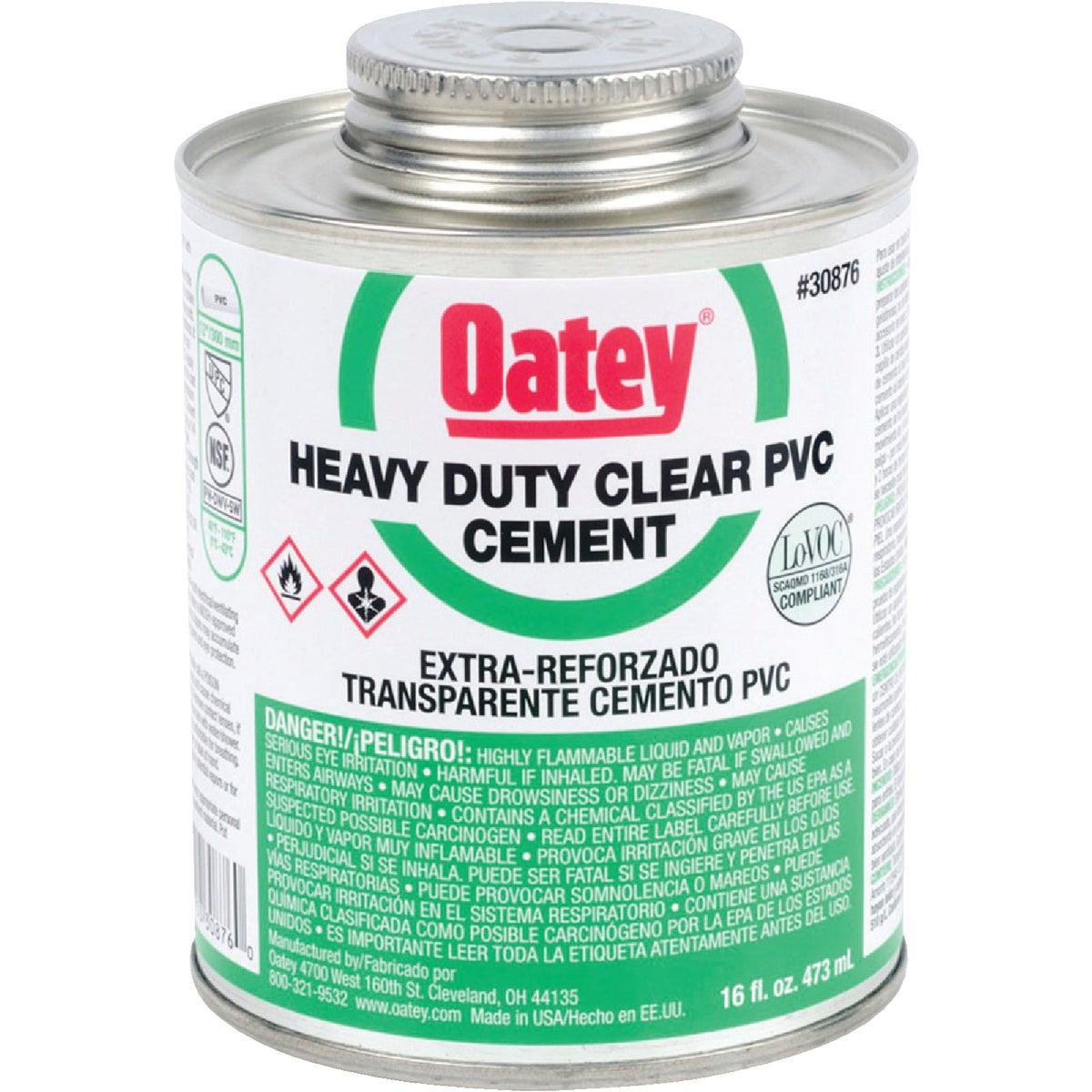 PINT H/DUTY PVC CEMENT