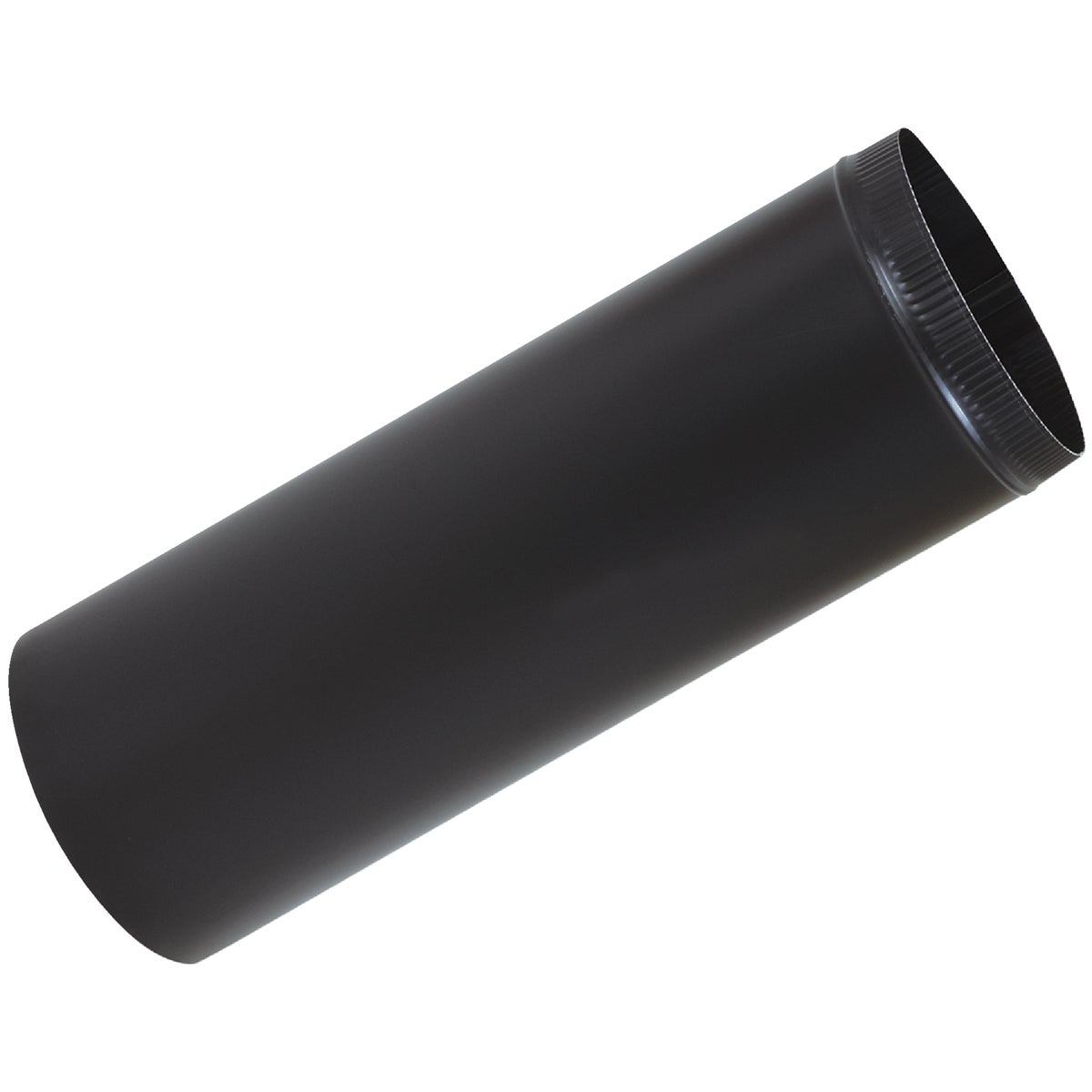 4X24 BLACK STOVE PIPE - BM0344 by Imperial Mfg Group