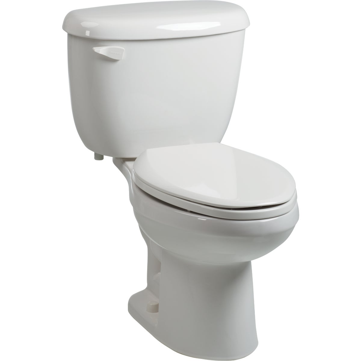 WHT ELONG TOILET EXPRESS - 7006-130 by BRIGSS - IMPORTS