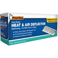 Thermwell Multi-Use Air Deflector, HD5