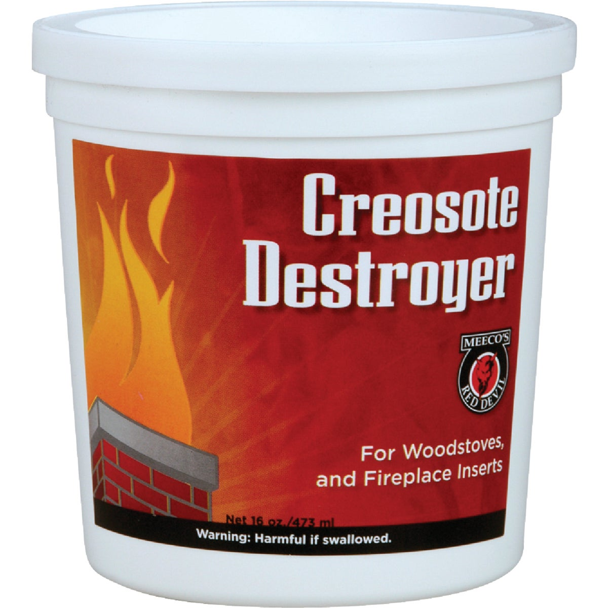1LB DESTROYER CREOSOTE - 14 by Meeco Mfg