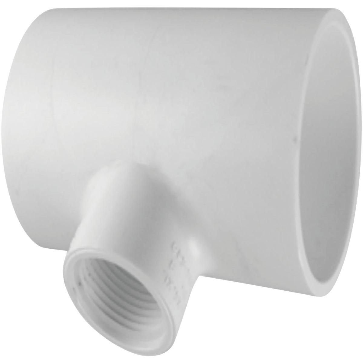 1X1/2 PVC SXFIP TEE - 31485 by Genova Inc