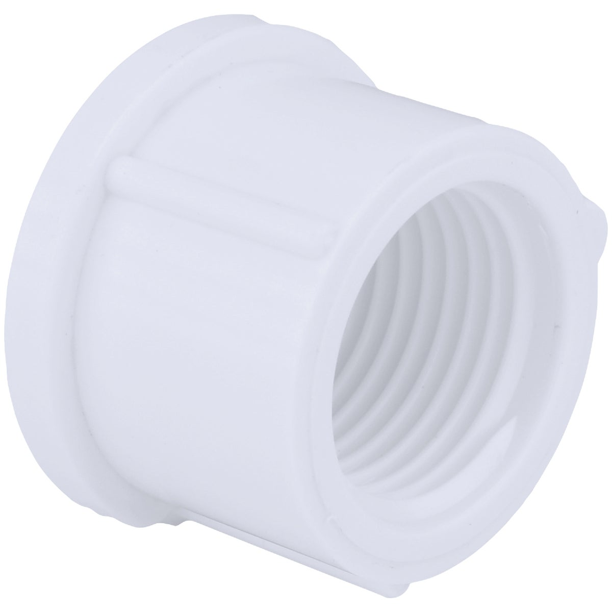 "1/2"" PVC SCH40 FIP CAP - 30165 by Genova Inc"