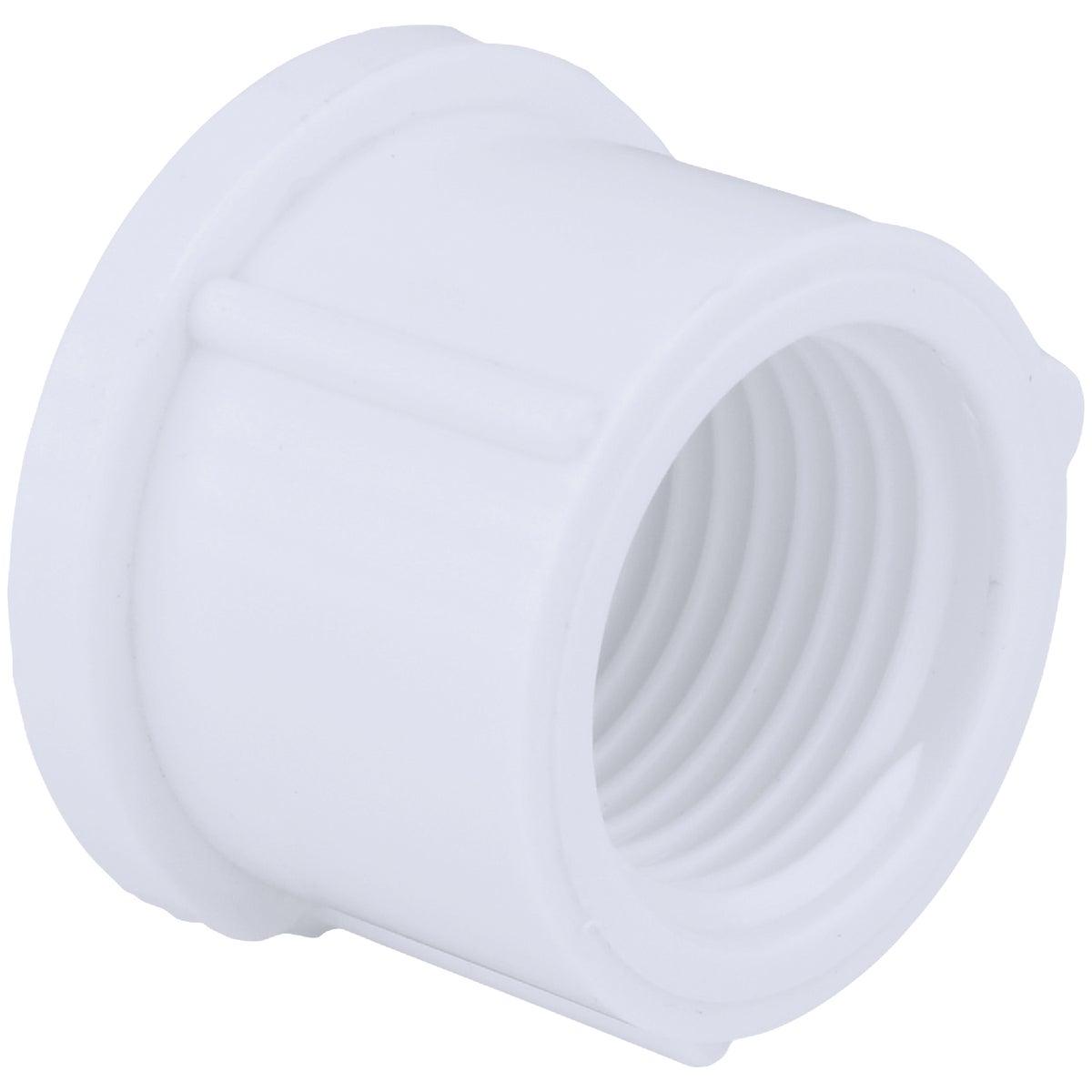 "1"" PVC SCH40 FIP CAP - 30168 by Genova Inc"