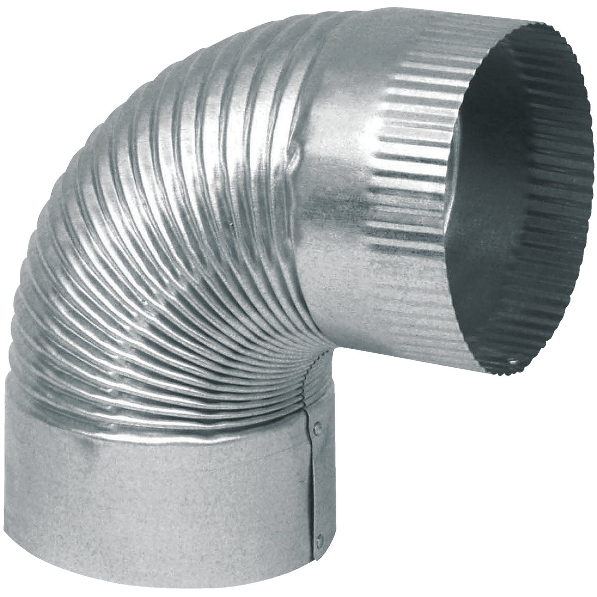 "6"" 30GA GALV CORR ELBOW - GV0327-C by Imperial Mfg Group"