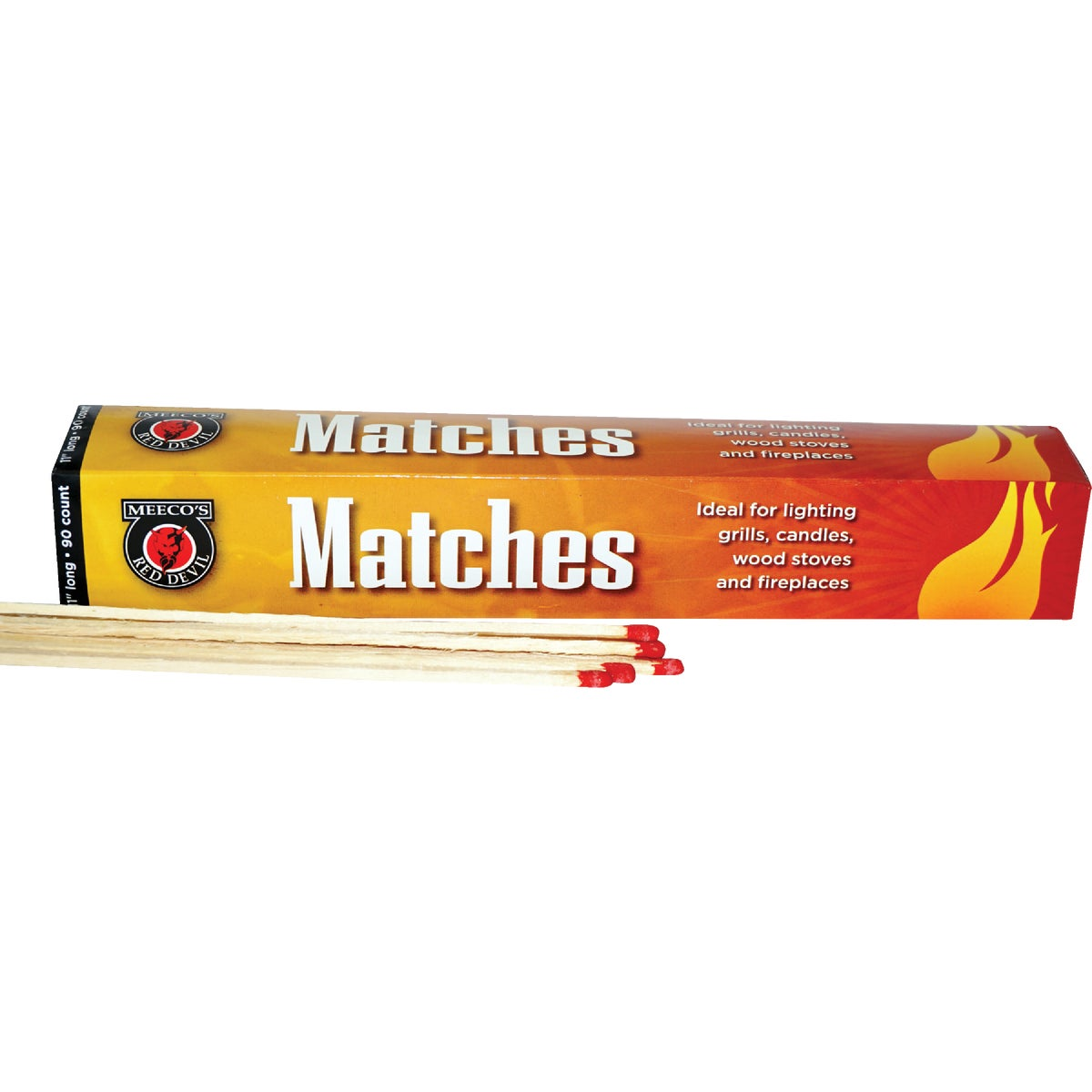 """11"""" SAFETY MATCHES - 446 by Meeco Mfg"""