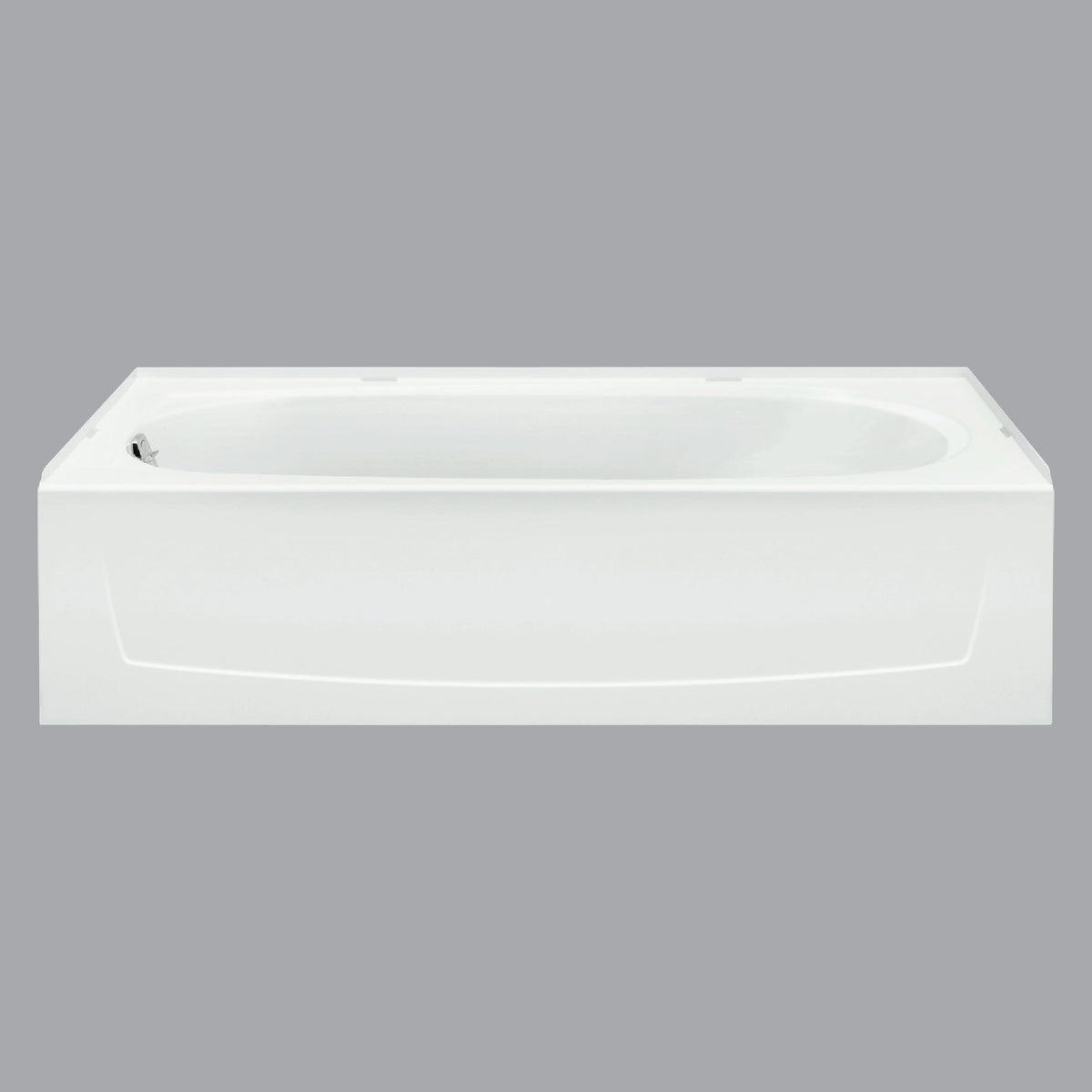 WHITE PERFORMA LH TUB - 71041110-0 by Sterling Pbg/vikrell