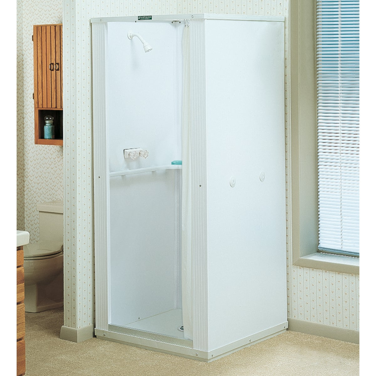 36X36 DURASTALL SHOWER - 140 by E L Mustee