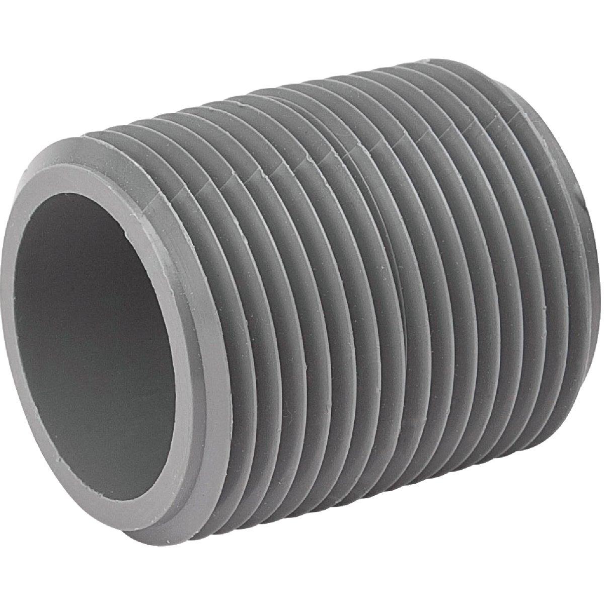 1XCL PVC NIPPLE - 405-001 by Mueller B K