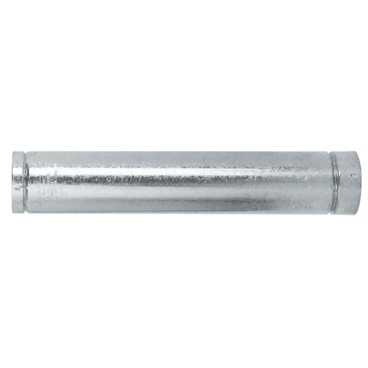 "4""X5' RND GAS VENT PIPE - 4RV-60 by Selkirk Corporation"