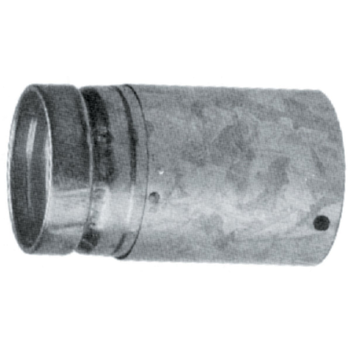 3X12 ADJ DBL WL GAS PIPE - 3RV-EZAJ12 by Selkirk Corporation