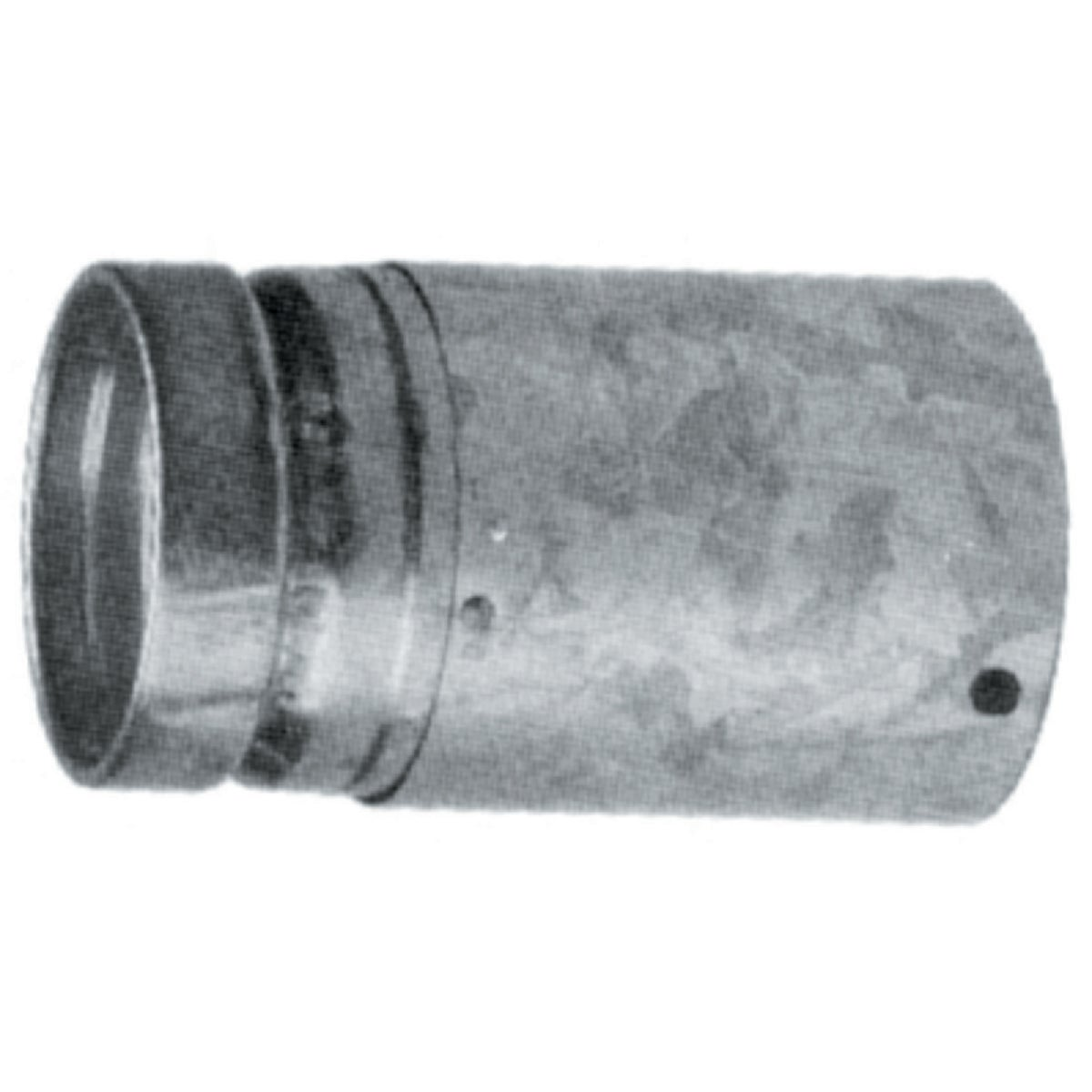 "6"" ADJ GAS VENT PIPE - 6RV-EZAJ12 by Selkirk Corporation"