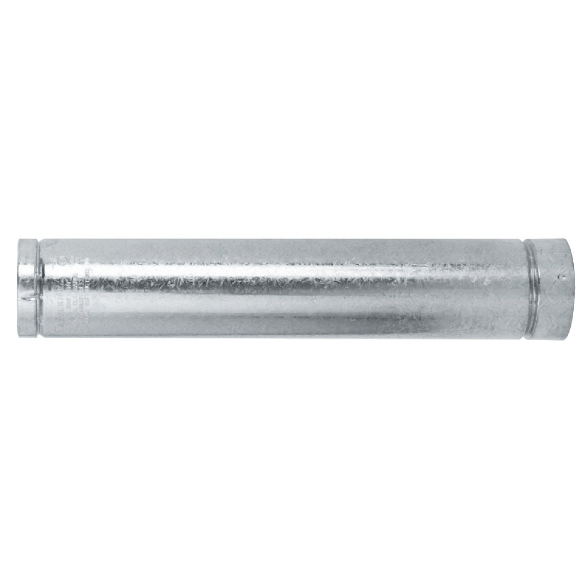 "4""X18"" RND GAS VENT PIPE - 4RV-18 by Selkirk Corporation"